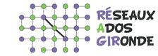 Réseaux ados Gironde Logo
